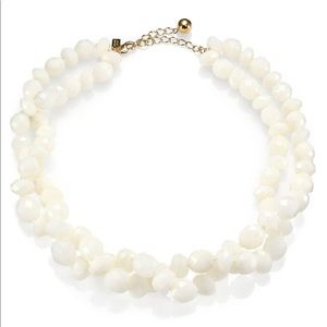 Kate Spade Give Me A Swirl Double Strand Necklace